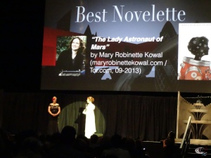 Mary RK award